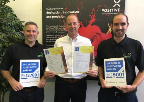 ISO 27001 & ISO 9001