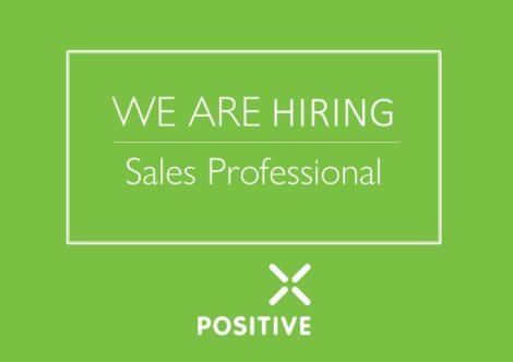Hirigh sales professional