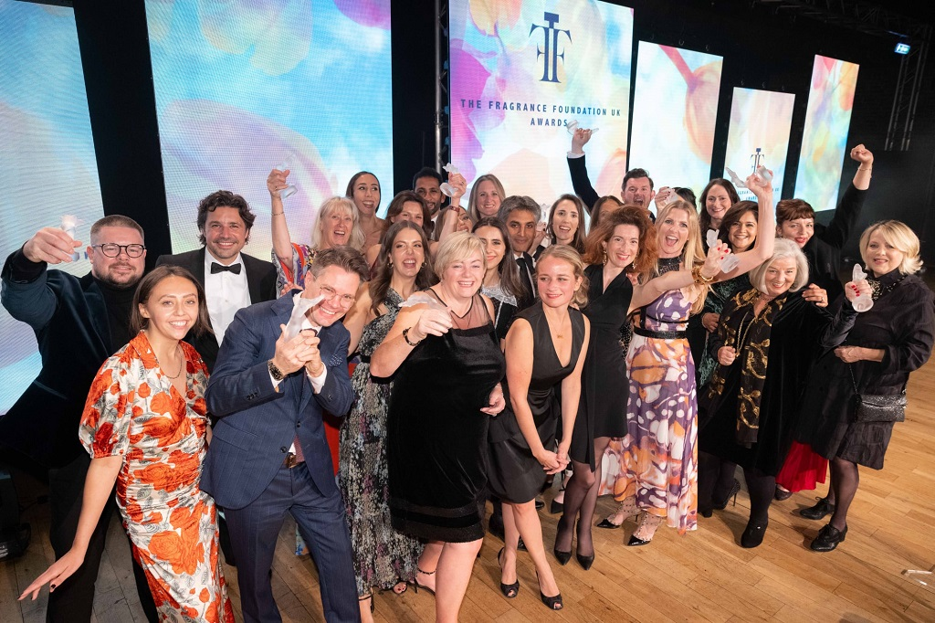Fragrance Foundation Winners